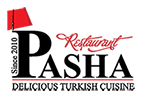 PASHA – Mediterranean & Turkish Food | Cafe