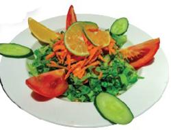 yesil salata