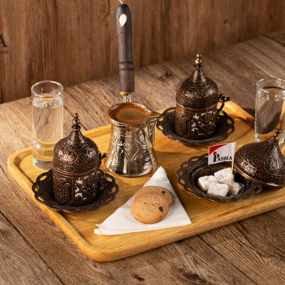 turkish coffee for 2